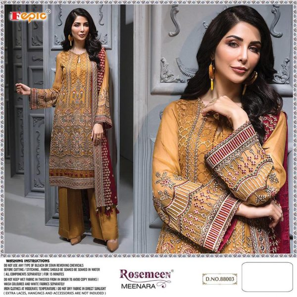 FEPIC 88003 MEENARA ROSEMEEN COLLECTION IN SINGLES