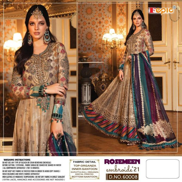 FEPIC 60008 EMBROIDE 21 ROSEMEEN COLLECTION WHOLESALEFEPIC 60008 EMBROIDE 21 ROSEMEEN COLLECTION WHOLESALE