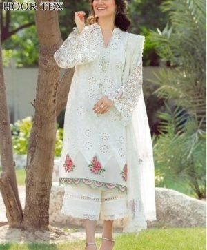 HOOR TEX 21014 COTTON SALWAR KAMEEZ WHOLESALE