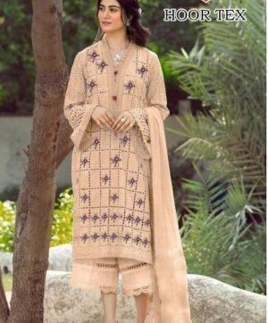 HOOR TEX 21015 COTTON SALWAR KAMEEZ WHOLESALE