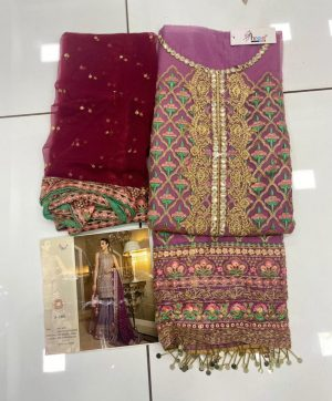 SHREE FABS S 185 WHOLESALER OF PAKISTANI SUITS ONLINE