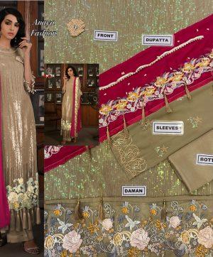 SHANAYA 705 ROSE CRAFT COLLECTION IN SINGLES