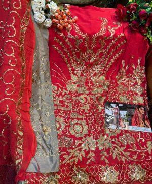 KHAYYIRA 1089 ALZOHAIB WHOLESALE SALWAR KAMEEZ