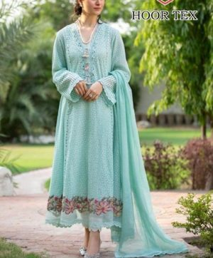 HOOR TEX 21016 COTTON SALWAR KAMEEZ WHOLESALE