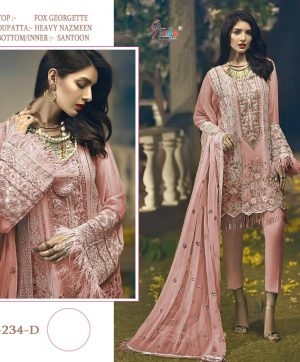 SHREE FABS S 234 D SUITS ONLINE WHOLESALE