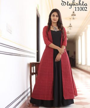 STYLISHTA 11002 READYMADE KURTIS IN SINGLE