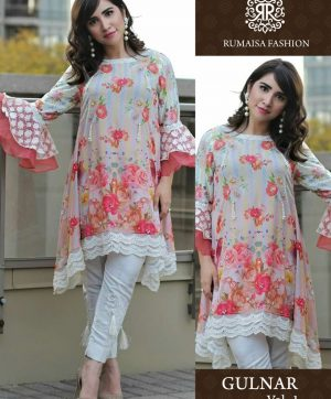 RUMAISA FASHION GULNAR TUNIC WHOLESALER SURAT