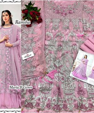 RAMSHA R 244 A DESIGNER GOWN COLLECTION ONLINE