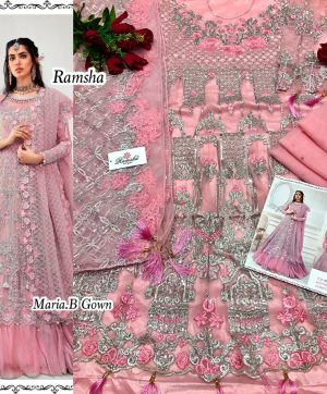 RAMSHA R 244 C DESIGNER GOWN COLLECTION ONLINE