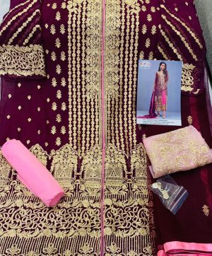 KHAYYIRA 1053 F SALWAR KAMEEZ WHOLESALE SINGLE