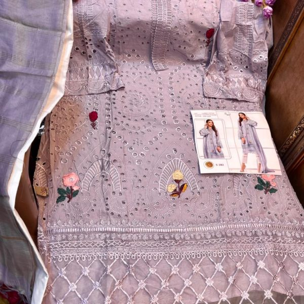 SHREE FABS S 282 COTTON SALWAR KAMEEZ WHOLESALE