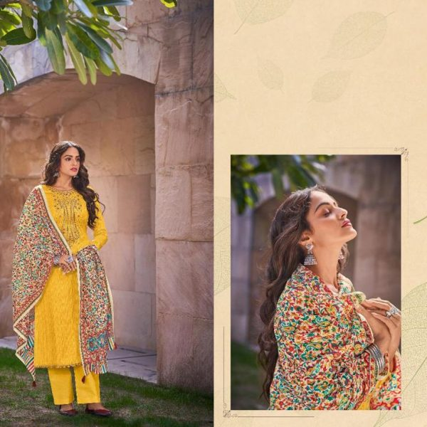 DEEPSY SUITS KAANI 95002 COTTON DUPATTA SUITS
