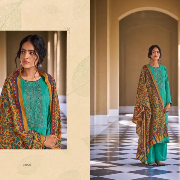 DEEPSY SUITS KAANI 95005 COTTON DUPATTA SUITS