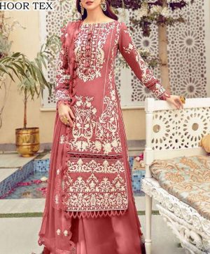 HOOR TEX 21022 E COTTON SALWAR KAMEEZ