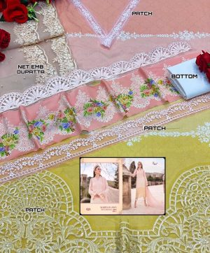 SHREE FABS MARIYA B LAWN EID 2021 OPEN PICS