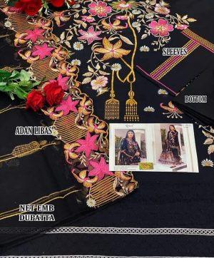RINAZ FASHION ADAN LIBAS VOL 2 5902 BLACK