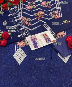 RINAZ FASHION ADAN LIBAS VOL 2 5905 BLUE