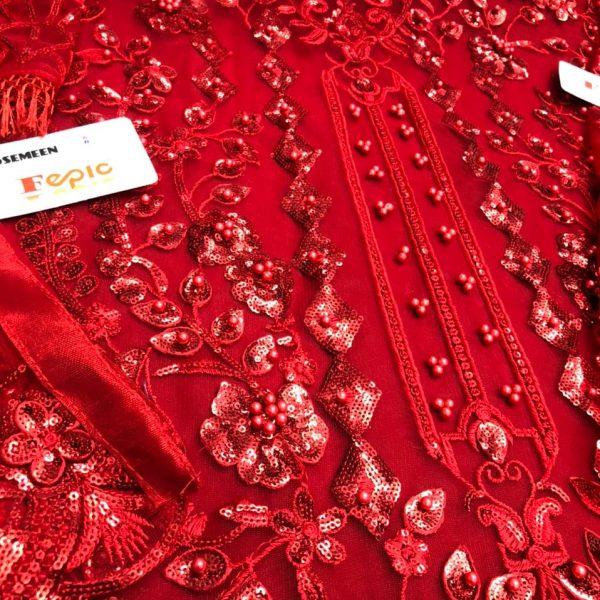 FEPIC 1123 RED SALWAR KAMEEZ WHOLESALER SURAT (2)