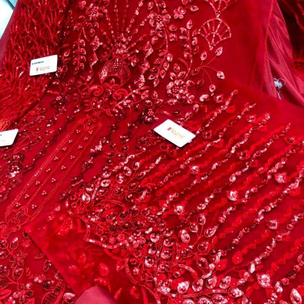 FEPIC 1123 RED SALWAR KAMEEZ WHOLESALER SURAT (3)