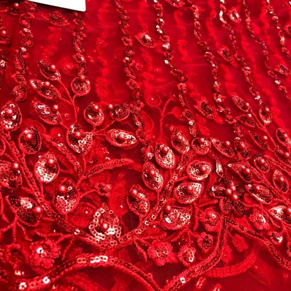 FEPIC 1123 RED SALWAR KAMEEZ WHOLESALER SURAT (6)