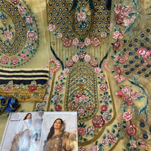 SHANAYA S 66 ROSE BRIDAL SALWAR KAMEEZ ONLINE4