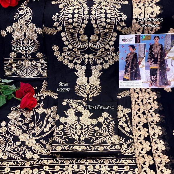 RINAZ FASHION 1219 PAKISTANI SUITS MANUFACTURER