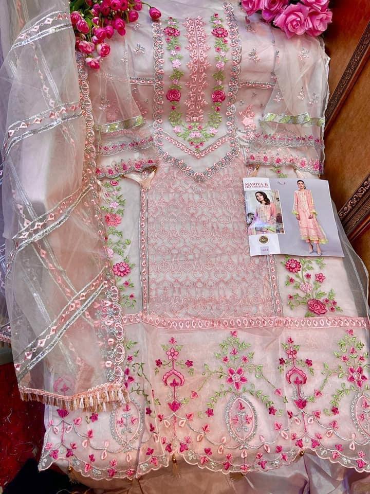 SHREE FABS 1641 MARIYA B PREET SALWAR KAMEEZ