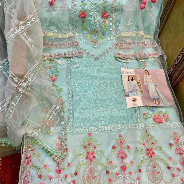 SHREE FABS 1643 MARIYA B PREET SALWAR KAMEEZ