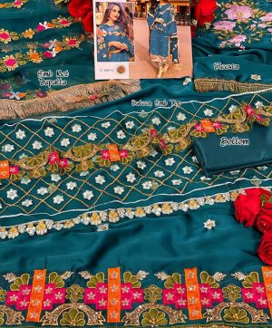 SHREE FABS 169 ALL COLORS WITH OPEN PICS