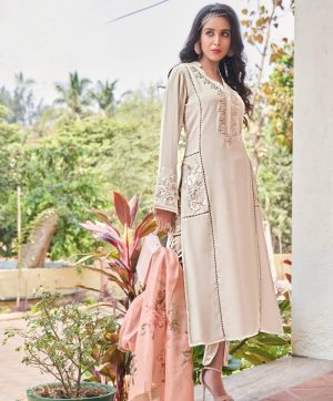ETHEREAL COLLECTION 1008 A DESIGNER TUNICS WHOLESALER