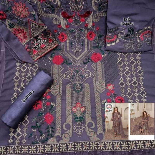 AFFAN CREATION 703 D SALWAR KAMEEZ MANUFACTURER