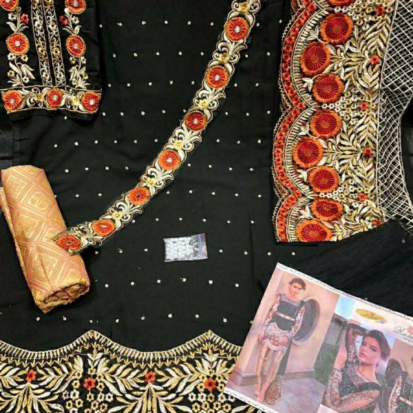 RAMSHA 120 A PAKISTANI SALWAR KAMEEZ MANUFACTURER